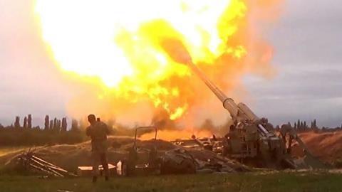 Thổ quyết dồn ép Nga ở Karabakh?