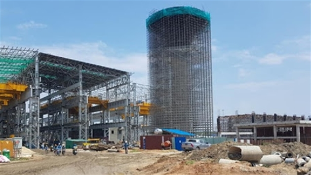 Sập mái xưởng công ty Hòa Phát Dung Quất, 3 người chết