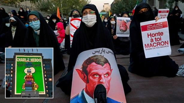 Bạo lực lại gia tăng, Tổng thống Pháp thanh minh