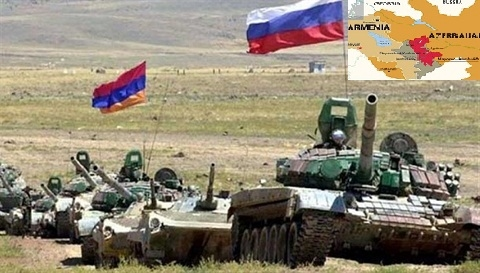 Nga đã sẵn sàng giương ô bảo vệ Armenia?
