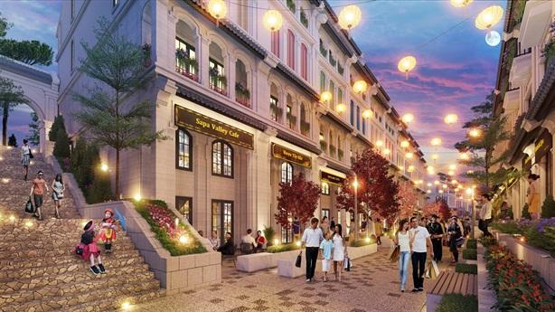 Ra mắt tổ hợp nhà phố-thương mại-dịch vụ Sun Plaza Cau May