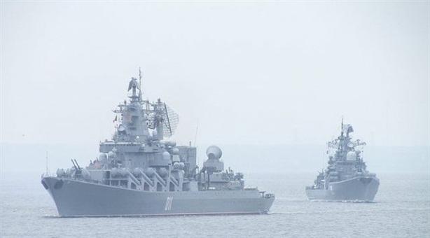 Thông điệp của ông Putin khi chiến hạm đi xuyên TBD
