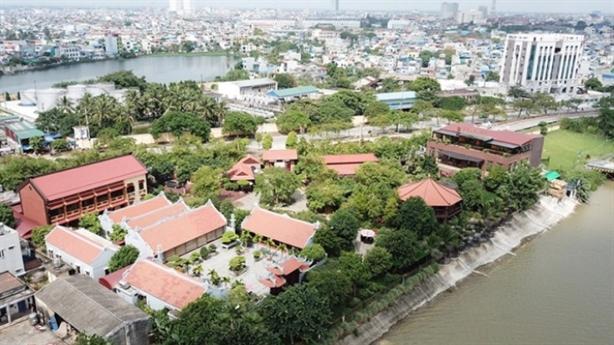 Nam Định xử lý khu sinh thái Lưu Gia Trang