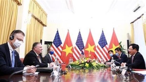 Mỹ bổ sung 2 triệu USD ứng phó lũ lụt Việt Nam