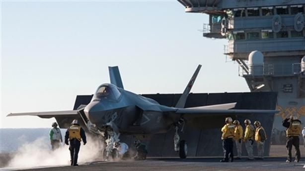Từ bỏ Rafale-M, Pháp chọn F-35 cho tàu sân bay mới?