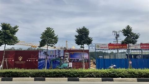 Minh Quốc Plaza 'lột xác' thành Legend Complex