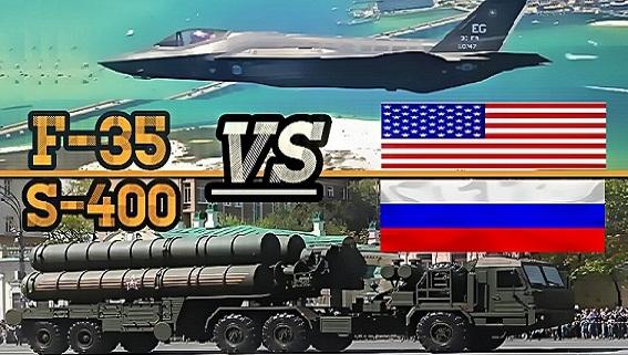 Mỹ bảo vệ 'tia chớp' F-35 tận răng trước S-400 Nga