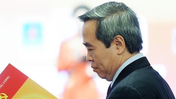 Ông Nguyễn Văn Bình bị đề nghị xem xét kỷ luật