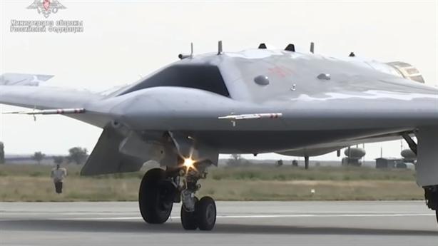 Nga đi đầu khi trang bị UCAV cánh buông