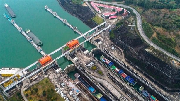 Thoát lũ lụt lịch sử, Trung Quốc khoe đập Tam Hiệp
