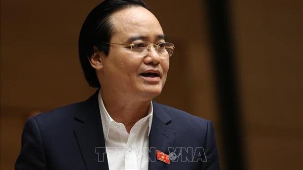 Ông Phùng Xuân Nhạ: Sẽ tổng rà soát các bộ SGK