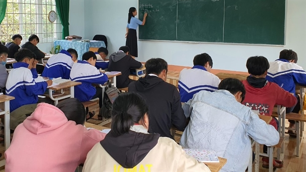 BSR khánh thành Trường học ở Đắk Nông