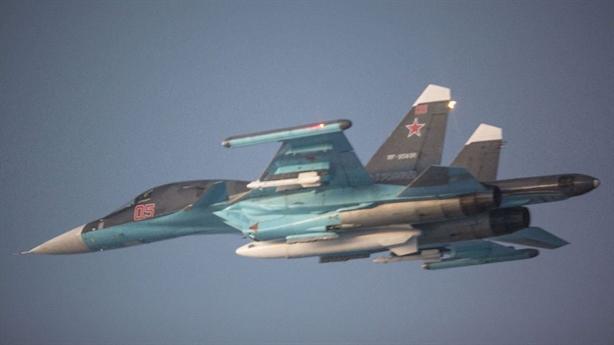 'Su-34 hoàn hảo tấn công đất, rất mạnh khi đối không'