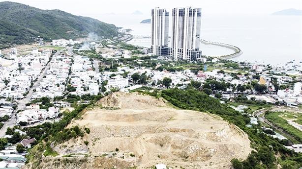 Chấm dứt hoạt động 2 dự án chậm tại Vân Phong