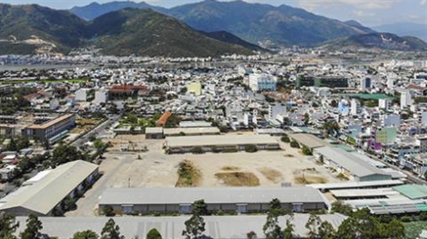 Khánh Hòa xin đổi 6ha đất thanh toán dự án BT