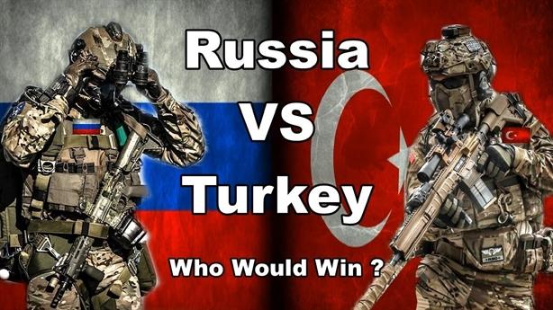 Nga-Thổ khó tránh xung đột trong rối rắm...