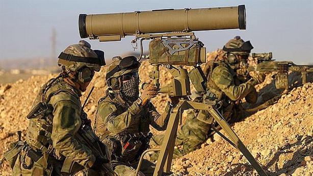 Một đòn của SAA diệt nhiều phiến quân tại Idlib