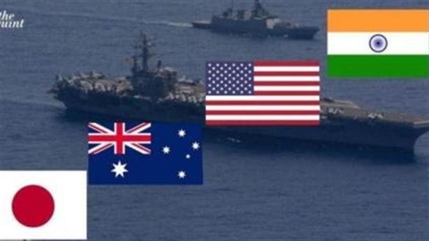 Mỹ và đồng minh tập trận chung
