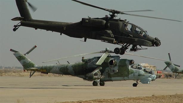 Chỉ huy Mỹ tiết lộ nguyên nhân sử dụng Mi-24
