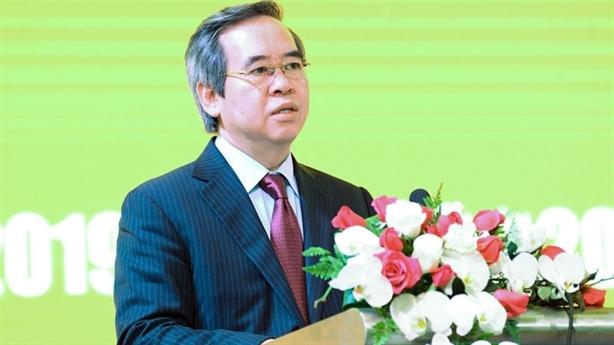Bộ Chính trị xác định vi phạm của ông Nguyễn Văn Bình