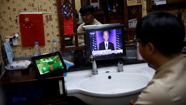 Truyền thông Nga, Trung Quốc nói về chiến thắng của ông Biden