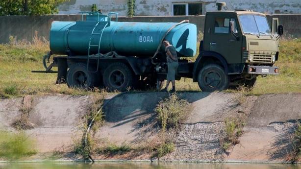 Nga đáp trả nếu Crimea bị phong tỏa nguồn nước