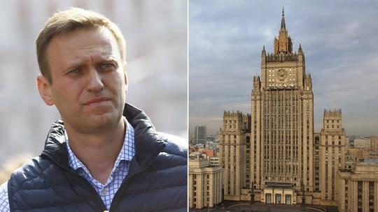 Nga lên án châu Âu vụ Navalny, lộ tình tiết ông Putin