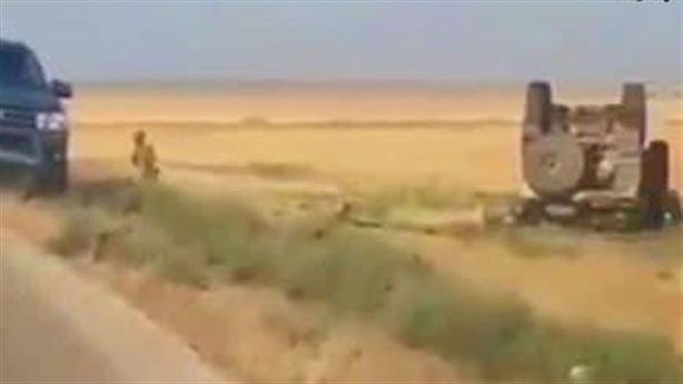 Xe quân sự Mỹ bị tấn công khiến 4 lính thiệt mạng