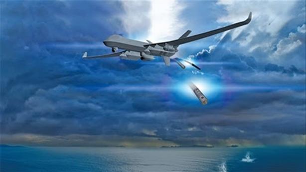 Mỹ dùng MQ-9 Sea để dò tìm tàu ngầm Nga