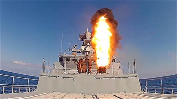 Nga dùng tên lửa Kalibr-NK diệt hạm