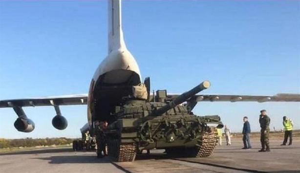 Việt Nam chuẩn bị tiếp nhận xe tăng T-72MS 'Đại bàng trắng'