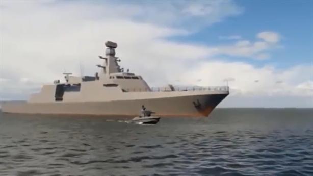 Thổ Nhĩ Kỳ khoe AUSV tấn công bầy đàn trên biển