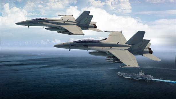 Báo Mỹ tin rằng MiG-29K và Su-33 thua xa F/A-18E/F
