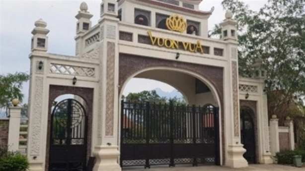 Dự án Vườn Vua và vấn đề của TIG