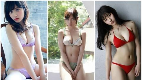 Mỹ nhân Nhật gợi cảm khiến triệu phụ nữ ghen tỵ