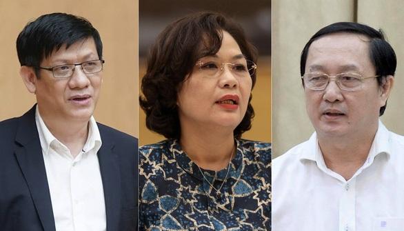 Lần đầu Việt Nam có nữ Thống đốc NHNN