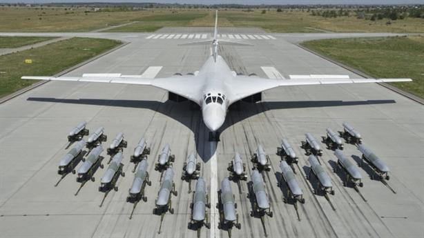 Tu-160 có khả năng tấn công tương đương tên lửa ICBM