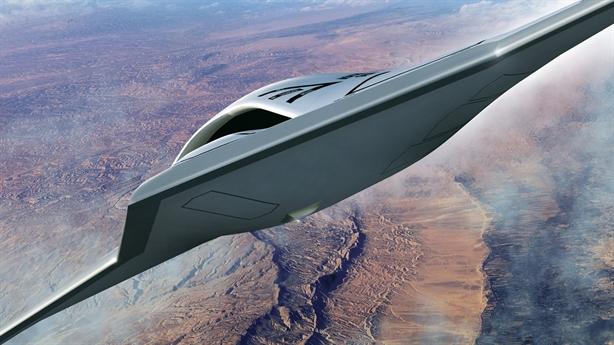 Mỹ tin UAV tấn công tàng hình