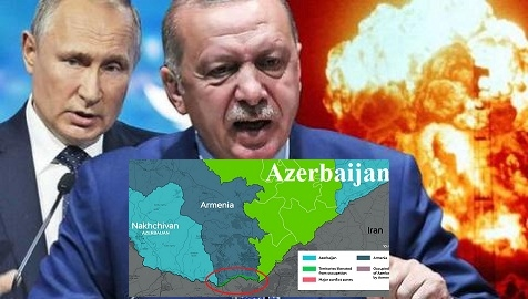 Nagorno-Karabakh: Thổ Nhĩ Kỳ và con đường thương mại...