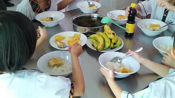 Diễn biến mới vụ suất ăn bán trú Trường Trần Thị Bưởi