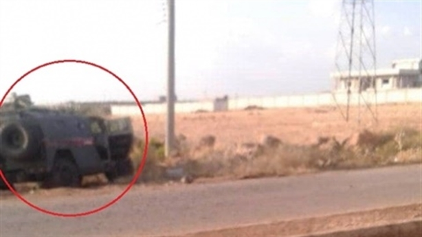 Phiến quân Syria tấn công đoàn xe tuần tra