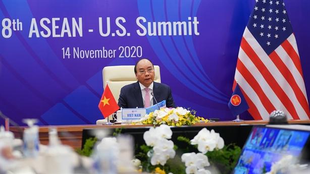 Cố vấn an ninh khẳng định cam kết của Mỹ với ASEAN