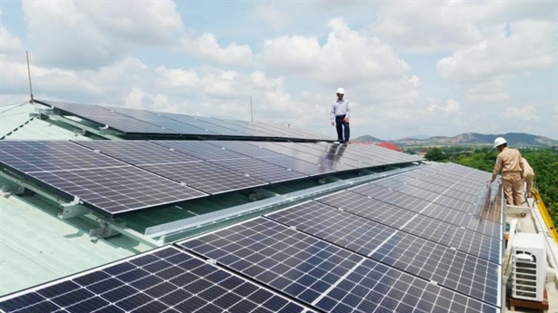 Xử lý pin mặt trời hết hạn: Nhà nước phải cầm chuôi
