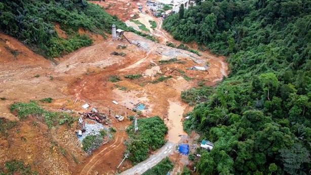 Nhà nước trồng rừng cho tư nhân làm thủy điện hưởng