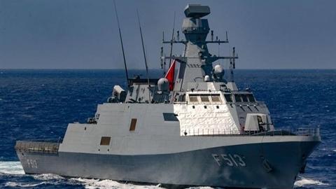 Ukraine tin sẽ làm chủ Biển Đen nhờ chiến hạm Thổ?