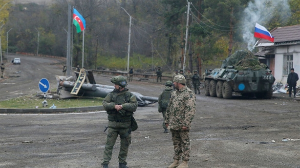 Nga định hình trật tự mới sau trận chiến Nagorno-Karabakh
