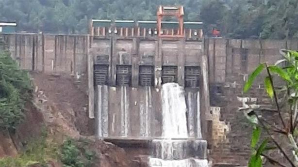 Thủy điện Thượng Nhật tiếp tục tích nước trái phép