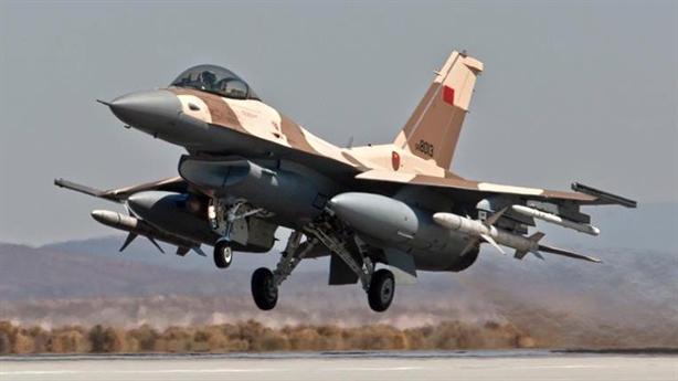 F-16, Apache có nguy cơ bị bắn hạ ở Morocco