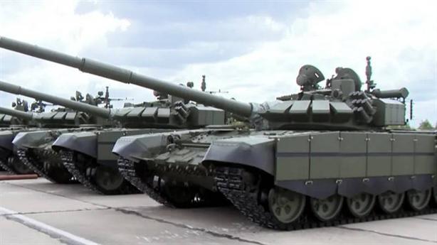 Nga dùng T-72B3M đối trọng với K2 tại Kaliningrad