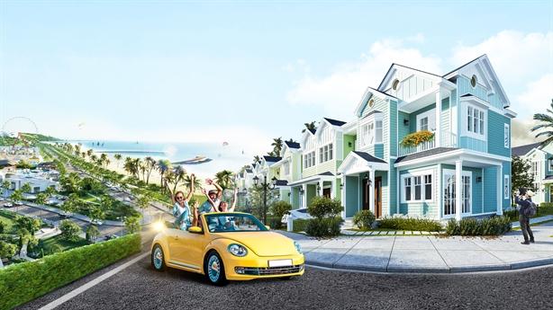 Nhà đầu tư phía Bắc chú ý second home biển Phan Thiết